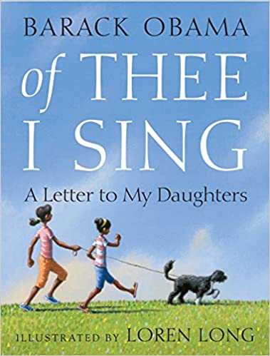 Buy Of Thee I Sing: A Letter to My Daughters Book Online at Low