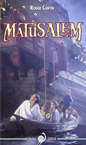 2890525996 - Roger Cantin: matusalem - Livre