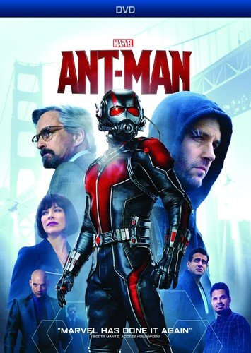 DVD : Ant-Man (, AC-3, Dolby, Dubbed)
