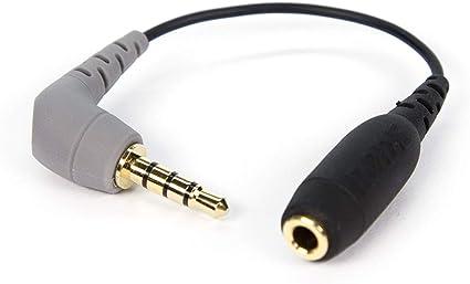 Rode SC4 - Adaptador de audio para móviles, negro: Amazon.es ...