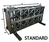 StoreYourBoard Ski Storage Rack, Freestanding Multi