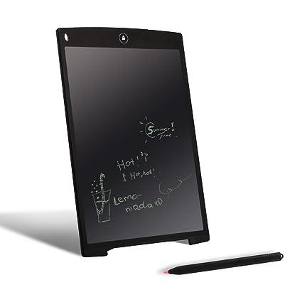 Amazon.com: Amyove12 Pizarra de escritura electrónica LCD de ...