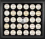 Mounted Memories New York Yankees Black 30-Ball Final Season Display Case