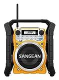 Sangean U4 Radio Recorder MP3 Playback