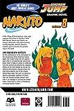 Naruto, Vol. 8: Life-and-Death Battles