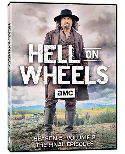 Price comparison product image Hell on Wheels (2011) - Season 5 Volume 2 - The Final Episodes