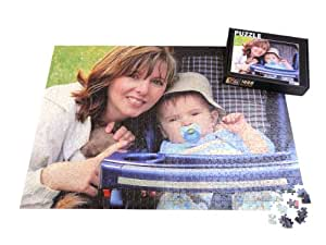 Jigsaw2order - Personalized Photo Jigsaw Puzzle with 504 pieces, 16x20in