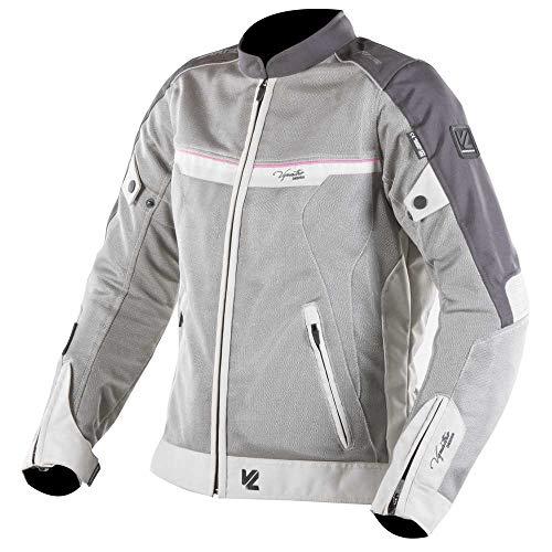 nbsp;– Talla Quattro nbsp;chaqueta Para Mujer L Beige Ve gris V rosa Design 21 wIUUPq