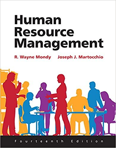 Human resource management 14th edition 9780133848809 human human resource management 14th edition 14th edition fandeluxe Gallery