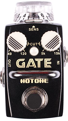 Hotone TPSGATE Gate Guitar Effects Pedal by Hotone