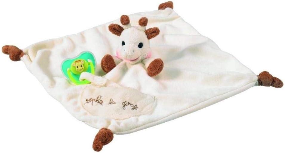Sophie La Girafe 260133.0 - Doudou con agarra chupete: Amazon.es: Bebé