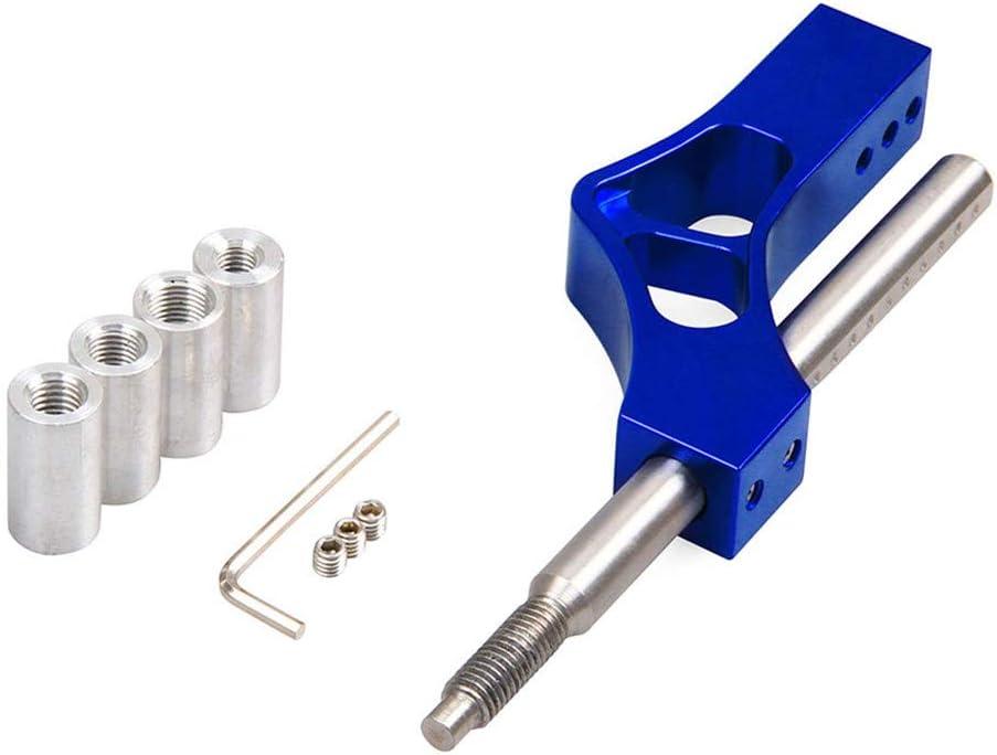 Lila Ellepigy Aluminiumlegierungshebel Schaltknauf Schalthebel Verl/ängerung Handschalthebel Erweiterungs Autozubeh/ör