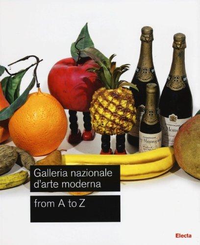 Galleria nazionale d'arte moderna. From A to Z. Ediz. inglese