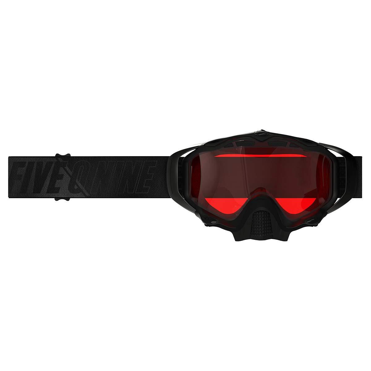 f5436c749366 Amazon.com  509 Sinister X5 Snowmobile Goggle (Orange)  Automotive