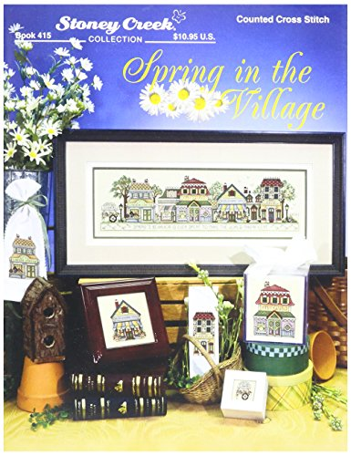Stoney Creek-Spring in The - Creek Cross Stoney Stitch Patterns