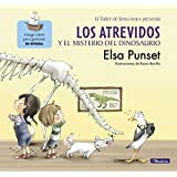 El Taller de Emociones. Los atrevidos y el misterio del dinosaurio #4 / The Daring and the Mystery of the Dinosaur #4 (El taller de eociones / Emotions Workshop) (Spanish Edition)