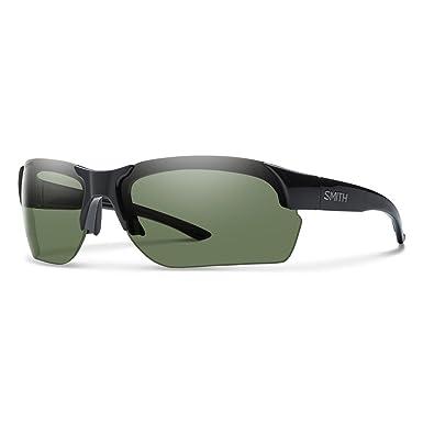 683341c1ea Smith Envoy Max ChromaPop Polarized Sunglasses - Men s Black Polarized Gray  Green