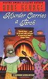 Murder Carries a Torch, Anne George, 0380809389