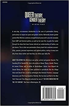 queer theory gender theory riki wilchins pdf