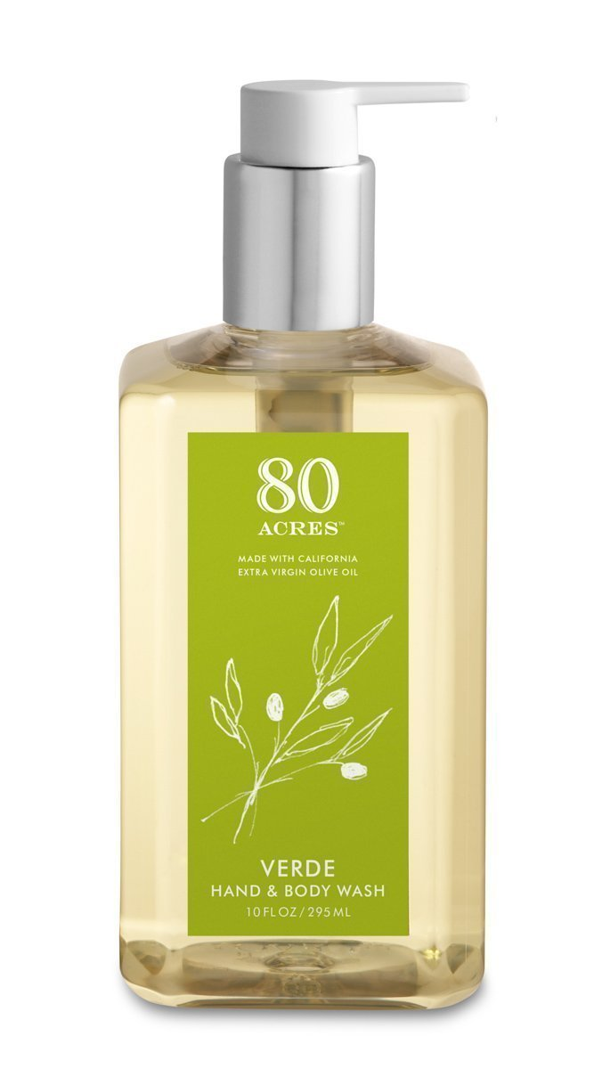 80 Acres Verde Hand & Body Wash