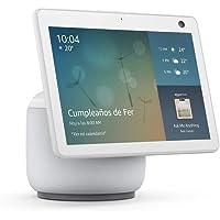 Nuevo Echo Show 10 - Pantalla inteligente HD con movimiento y Alexa - Blanco