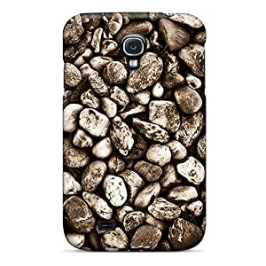 Snap-on Case Designed For Galaxy S4- River Stones
