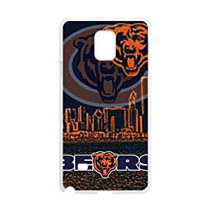 City Bears Fahionable And Popular Back Case Cover For Samsung Galaxy Note4 WANGJING JINDA