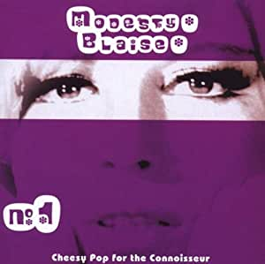 Modesty Blaise No. 1: Cheesy Pop For The Connoisseur