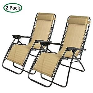 Zero Gravity Chairs Beachfront Decor