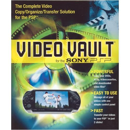 Amazon.com: Video Vault for PSP: Software