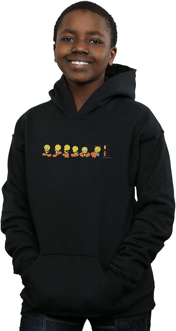 Looney Tunes Girls Tweety Pie Colour Code Hoodie