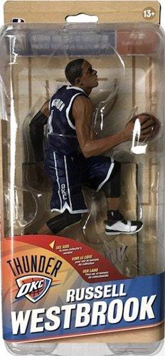 McFarlane NBAシリーズ29 Russell Westbrook Oklahoma City Thunder Chase 341 / 1000   B01MAXDOU9
