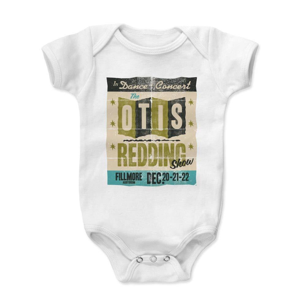 Otis Redding Poster - Classic Soul Music Legends 3-24 Months Otis Redding Baby Clothes /& Onesie