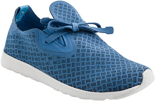 Native unisex Apollo Moc Mode Sneaker. Blau