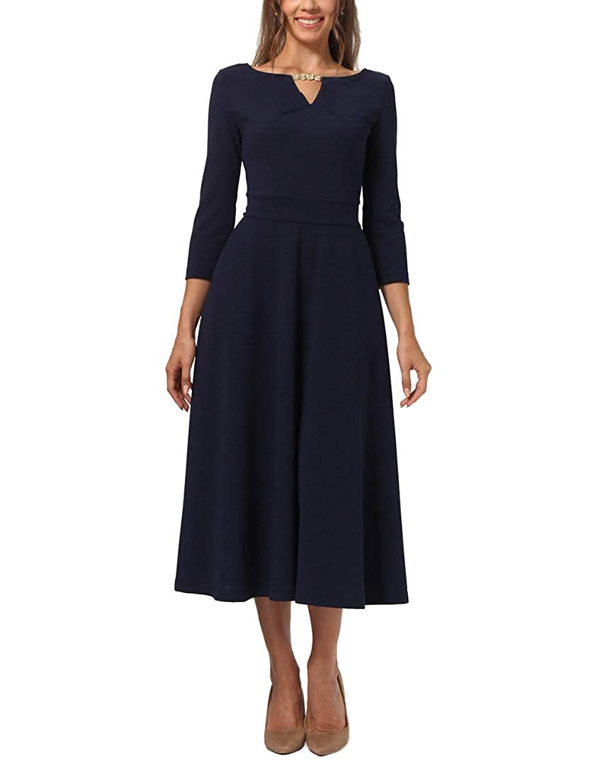 S//4 Navy LADA LUCCI Womens Dress