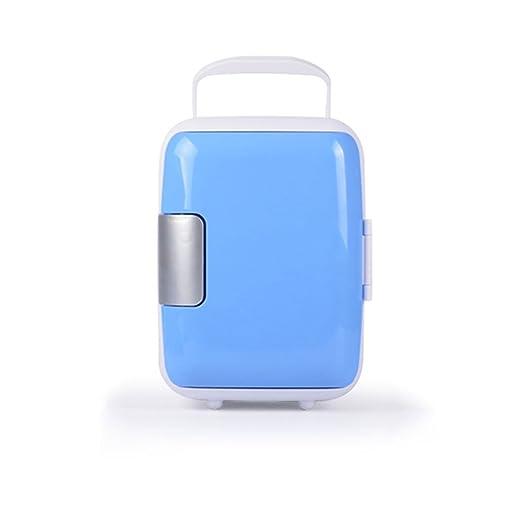 BX Mini Nevera Refrigerador de 4 litros para Autos, Mini ...