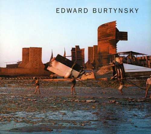 Edward Burtyynsky ebook