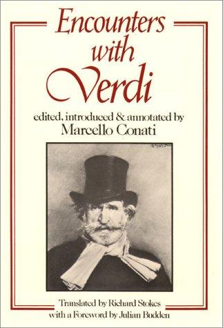 Encounters with Verdi