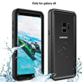 Samsung Galaxy S9 Waterproof Case, Re-sport Full-body Protective Shockproof Dustproof Underwater Cover Case