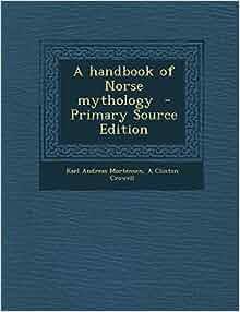 handbook of norse mythology pdf
