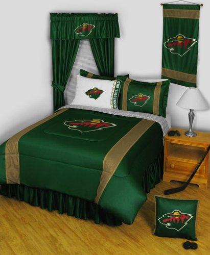Mn Wild Twin Bedding