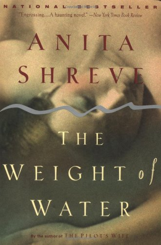 Book cover for The Weight of Water