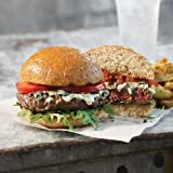 Omaha Steaks 4 (5.3 oz.) Ground Bison Burgers
