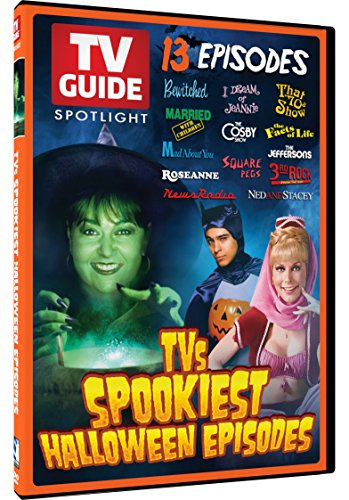 TV Guide Spotlight: TV's Spookiest Halloween Episodes]()