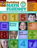 Building Math Fluency, Grades 4-6+, Evan-Moor, 1596732814