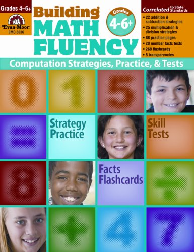 Download Building Math Fluency, Grades 4 - 6 ebook