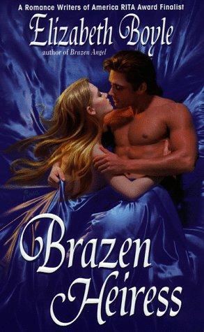 book cover of Brazen Heiress