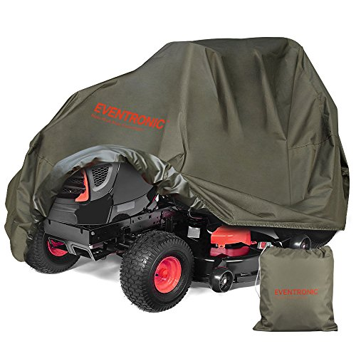 Eventronic Riding Lawn Mower Cover, Riding Lawn Tractor Cove
