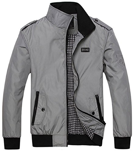 Casual Outerwear Mens Clothing - 2
