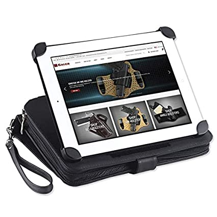 Terrific Galco Idefense Tablet E Reader Holster Case Ambidextrous 10X8X2 5 Black Idblk Interior Design Ideas Oteneahmetsinanyavuzinfo